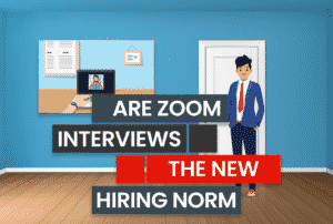 zoom interviews new normal