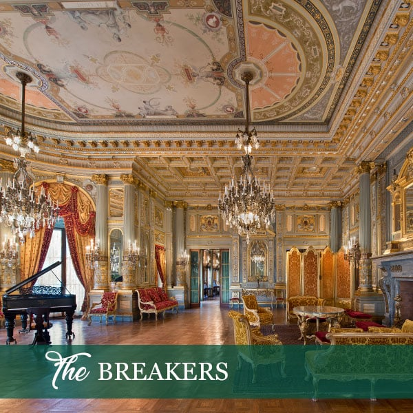 the breakers mansion newport inside