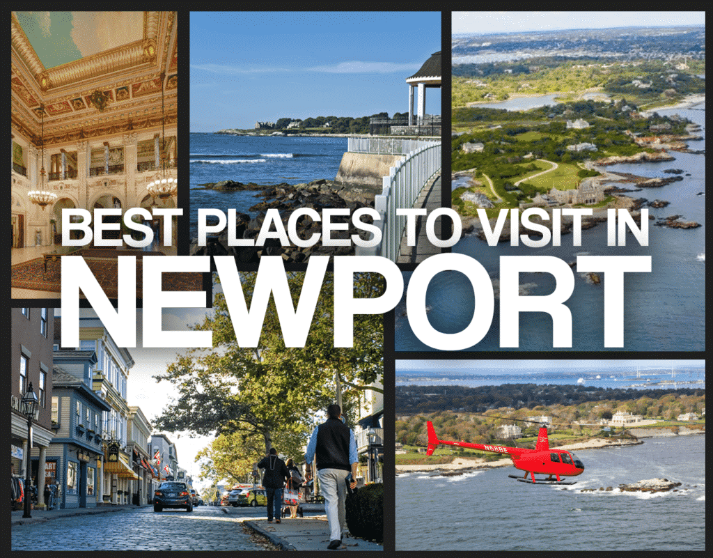 best places to visit in newport ri