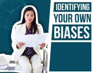 identifying bias before recruiting