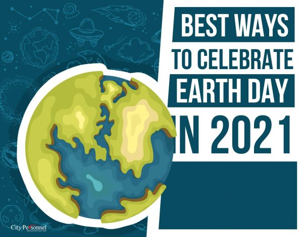 Earth Day April 22 2021 City Personnel