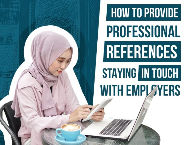 How to Provide Professional references