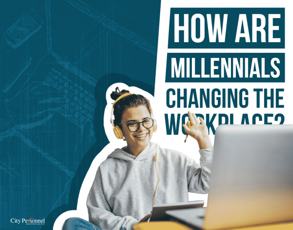 Are millennials changing the workplace