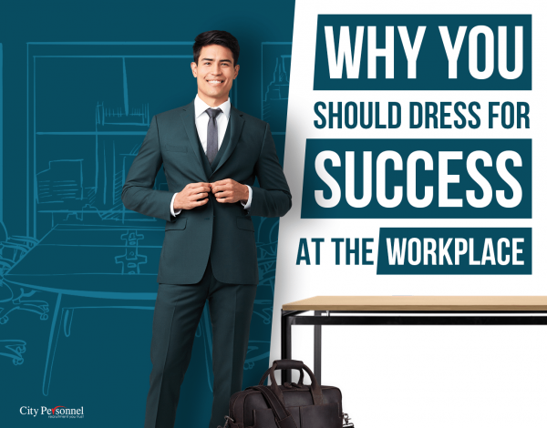 Dressing for Success in the Workplace Cover Photo