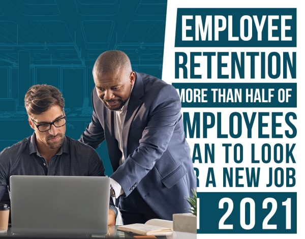 Employee Retention More than Half of Employees Plan to Look for a New Job in 2021