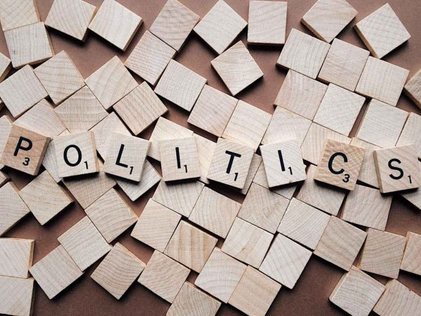 It's Never A Good Idea To Talk Politics At Work