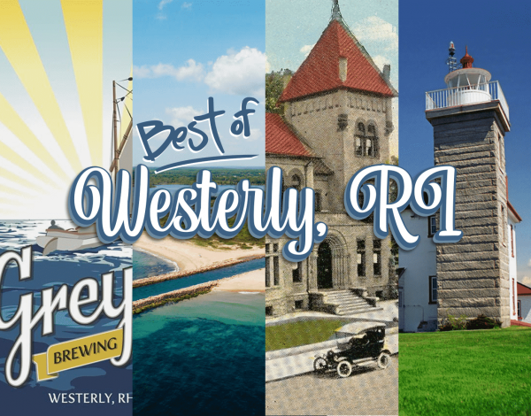 best places to visit in Westerly RI