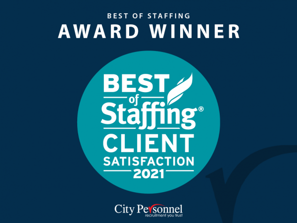 best of staffing award city personnel providence RI clearlyrated