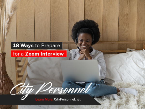 prepare for zoom interview