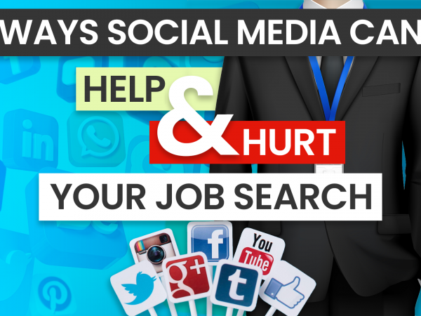 social media can help job search