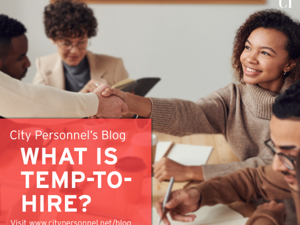 what is temp to hire